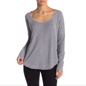 ✨ Lucky Brand Exposed Seam Thermal Pullover✨